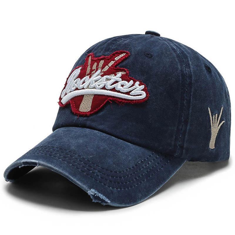 2020 весной и летом новые Ковбой Wild бейсболке мужчин и женщин ретро моды Hip-Hop Hat Открытый Досуг Спорт Пара Hat VFnqK