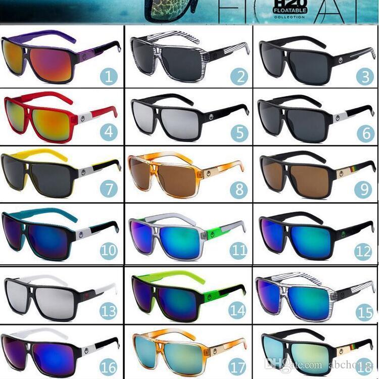 Sportbrillen, reflektierende Sonnenbrillen, modische Sonnenbrillen, eine Vielzahl hochwertiger Sonnenbrillen. Fahrradbrillen