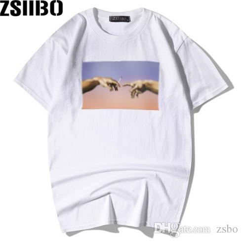 ZSIIBO Brand Men's Summer con logo y camiseta de hombre de moda de talla grande 3D y manga corta 3D de alta calidad MC88