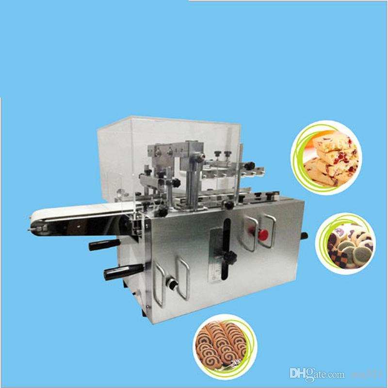 Macchina per affettare i biscotti ad alta velocità, macchina per biscotti a filo, macchina per affettare biscotti