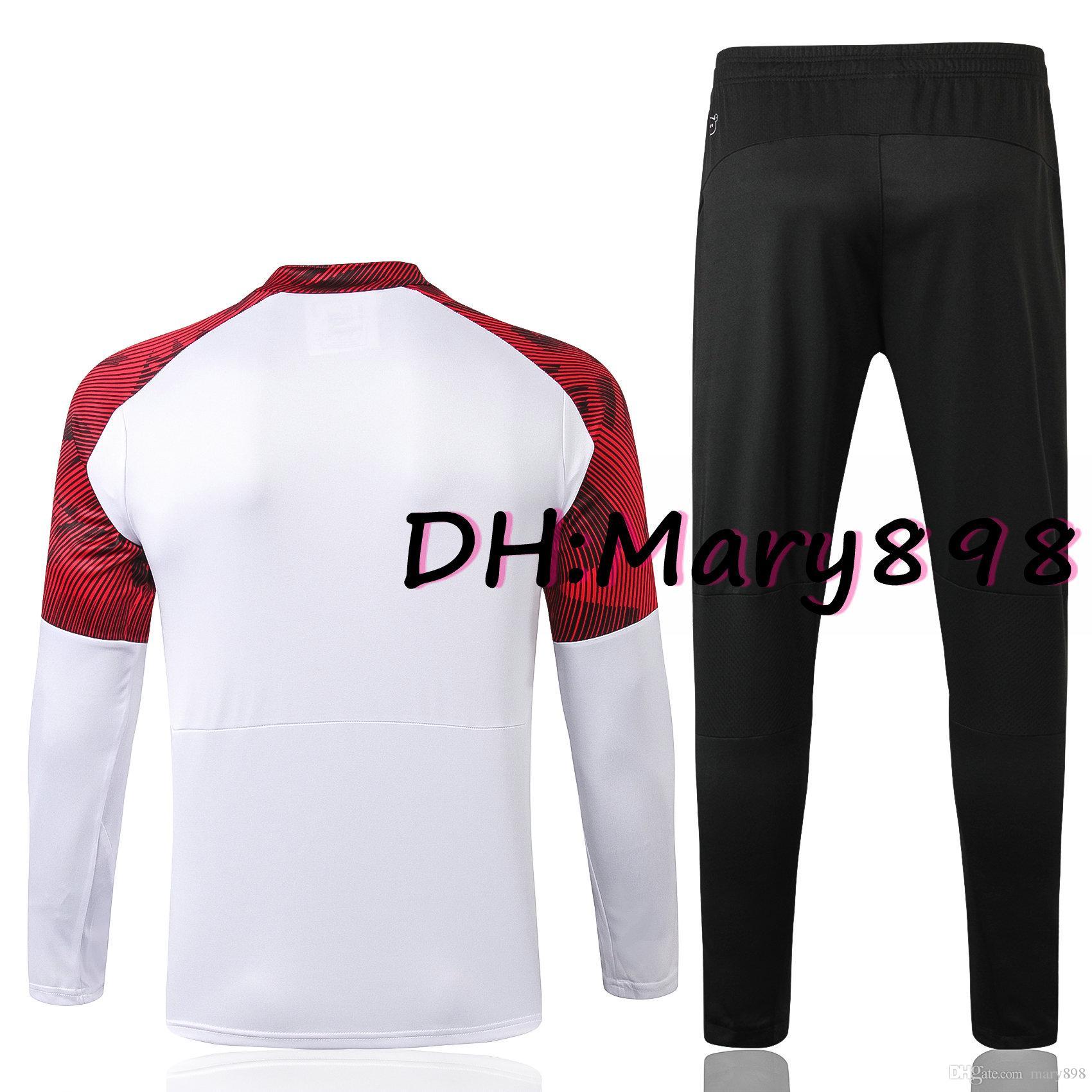 Alle Herren-Fußball-Jersey Trainingsanzug kits / custom Name und Nummer / müssen Anfrage kontaktieren, ob Inventar