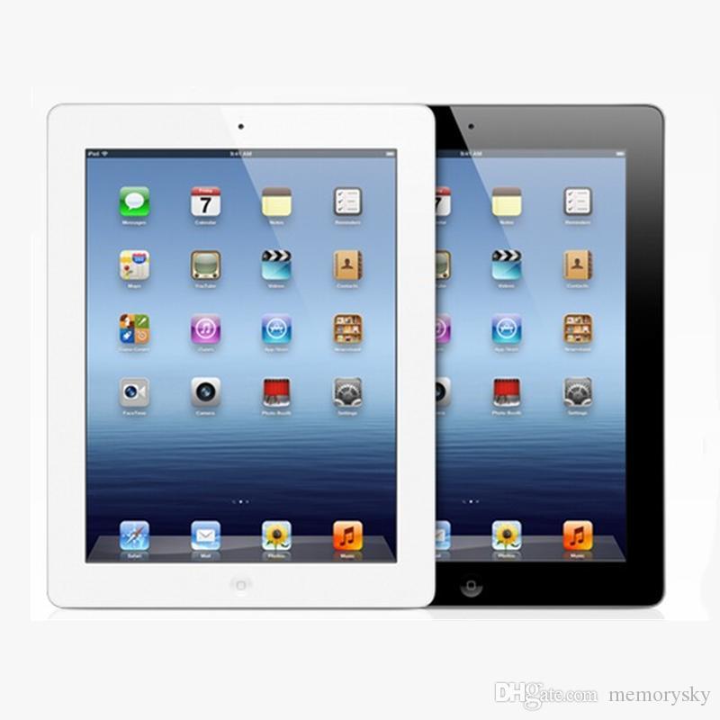 "Original Refurbished Apple iPad 3 16GB 32GB 64GB Wifi iPad3 Tablet PC 9.7"" IOS refurbished Tablet Sealed Box"