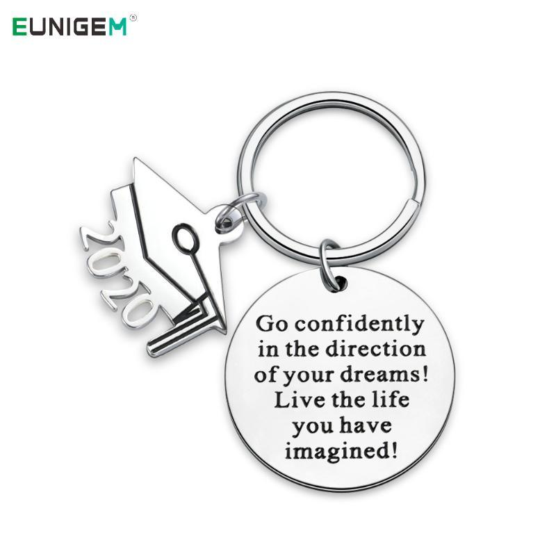 Car Keychain Graduation Gifts for Him Her Graduation Masters Students From College High School Inspirational Gifts for Women Men
