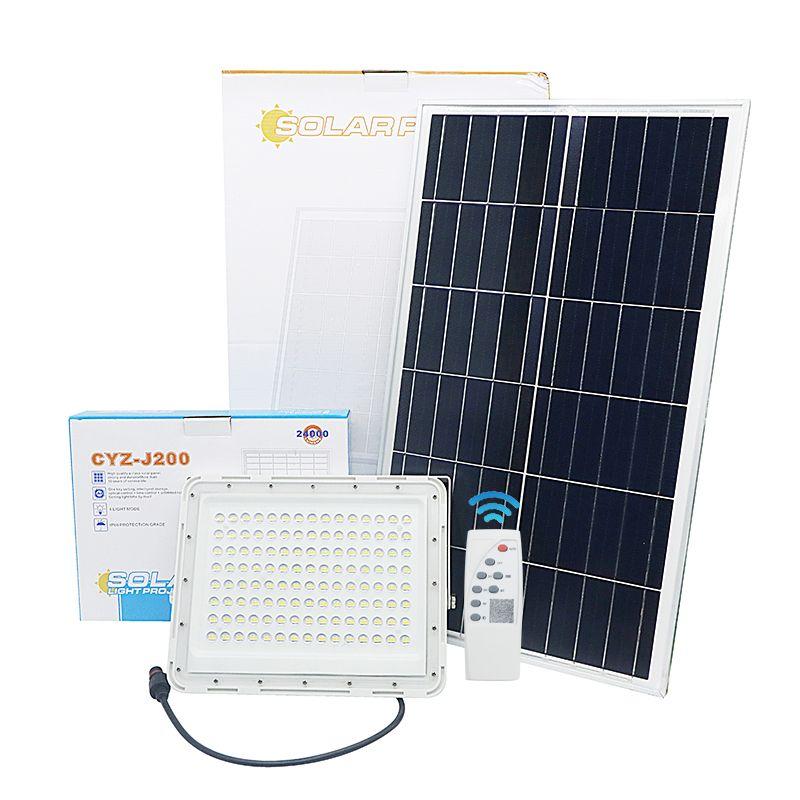 Umlight16882019 NEUES HEISSES Blasenobjektiv 20% helleres Solarflut führte Solarflut-Licht 60W 120W 200W 240 LED mit Direktübertragung