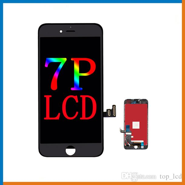 Grade A +++ Quality No Dead Pixel Display For iPhone 7 Plus LCD Replacement with 3D Touch Screen Digitizer Assembly