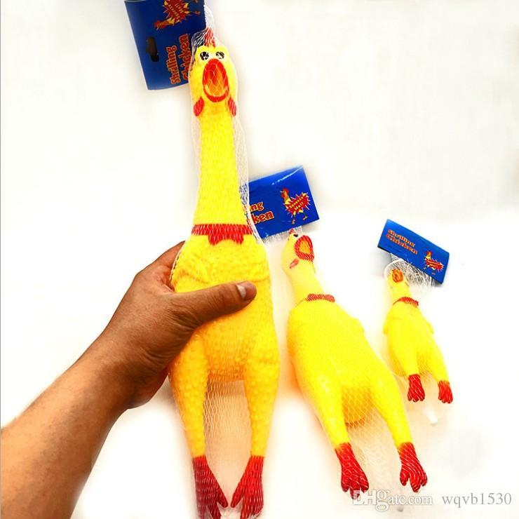 Garip tavuk mücadele tavuk havalandırma tavuk yeni garip yaratıcı bütün kişi düzenli pet oyuncak çığlık Fabrika doğrudan trompet