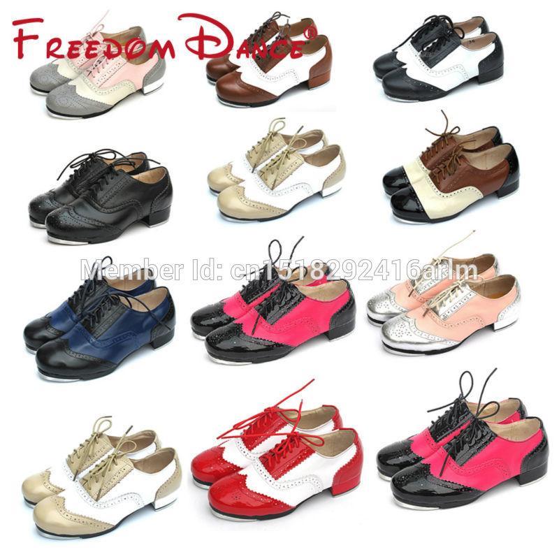 Brand New Hot Venda Baroco Estilo couro genuíno Toque Vintage Sapatos de Flamenco Dancing Shoes Homens Mulheres Sapateado EU34-EU45