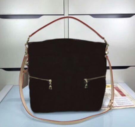 Yepyeni En kaliteli çanta kadınlar Avrupa ve Amerikan hakiki deri tasarımcısı hobo çanta çantası çanta Y101