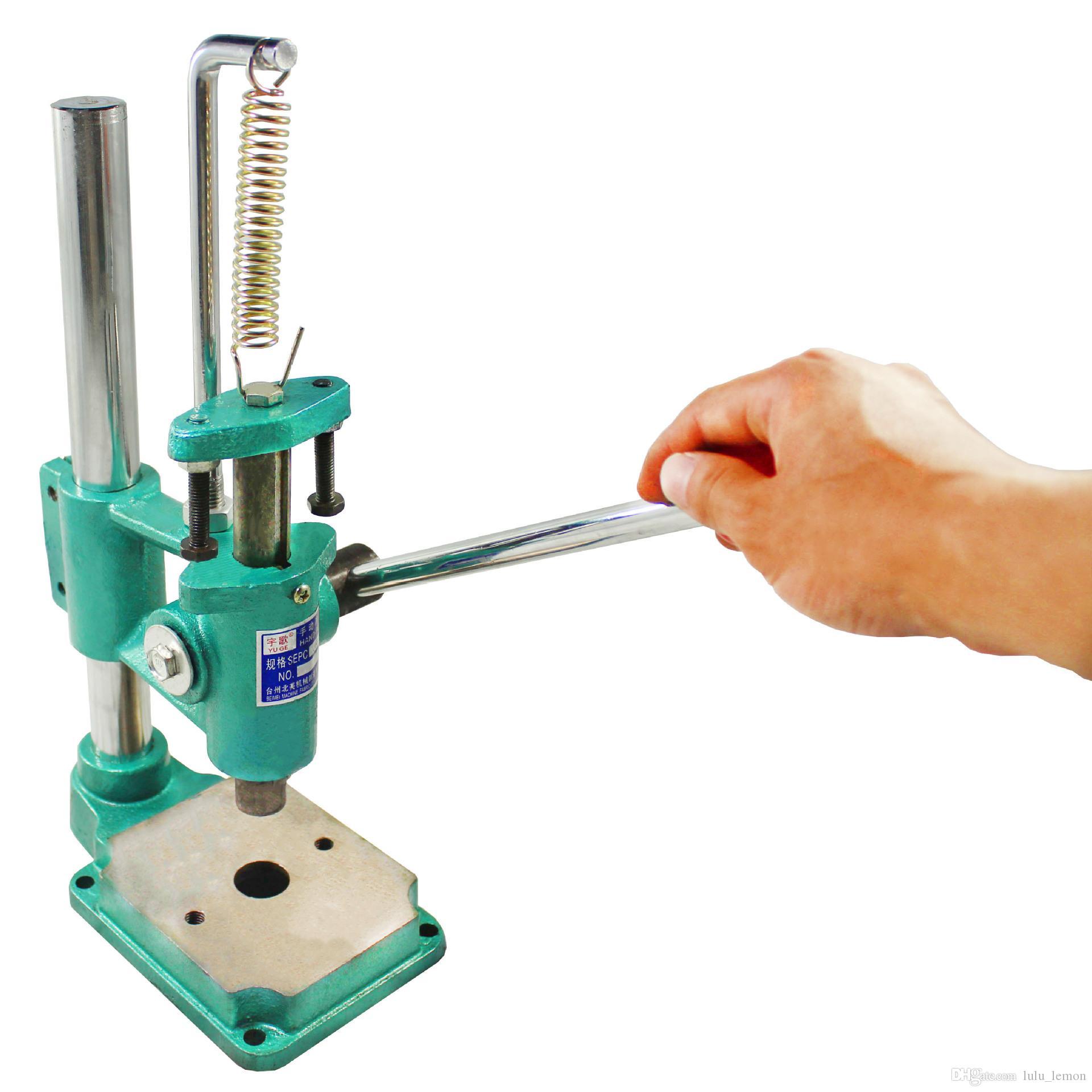 Venda Hot Press Fit Máquina Arbor Press On Tools Para Dank Vapes G5 Prima Dica Boquilhas Carrinhos Pure Um Moonrock Limpar Eureka Cartuchos