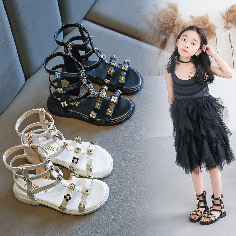 Girls Gladiator Sandals 2020 New