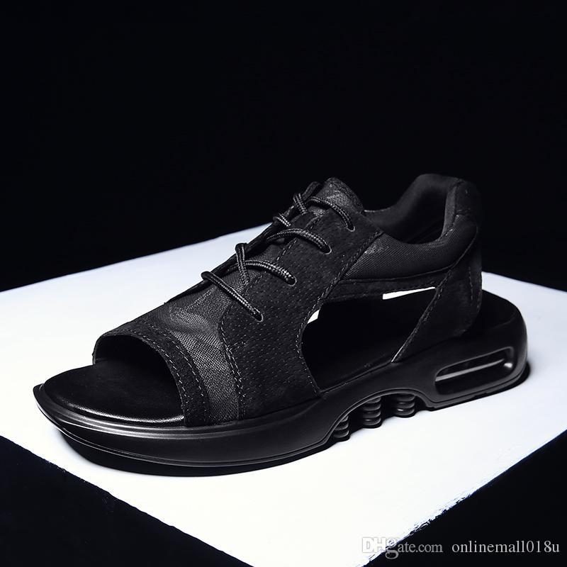 أحذية صيفية رجالية صندل بناتي صندل بناتي صندل نسائي بتصميم عصري ناعم أسفل الشقق