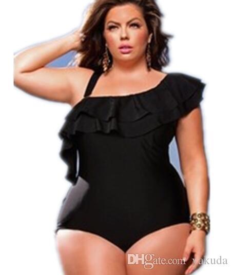 Top mode Big grande nouvelle de grande Bikini divisé maillots de bain rapide Feipo plus la taille des femmes Feipo maillots de bain style brésilien une seule pièce imprimée