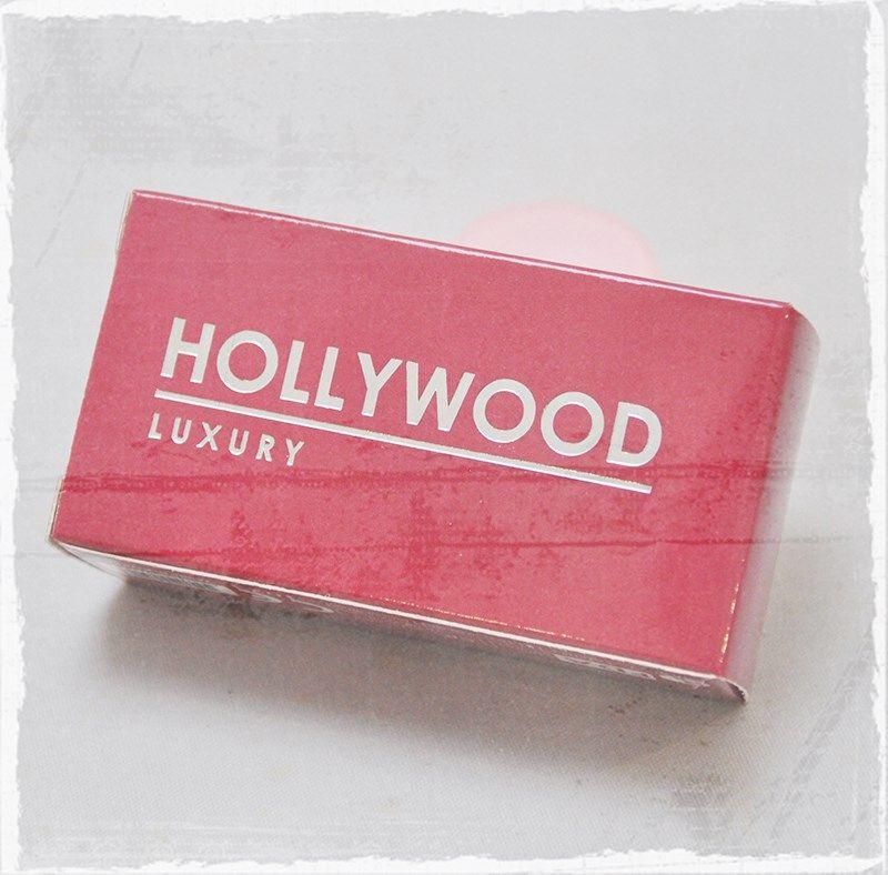 caso contato cor lente Freeshipping Red Hollywood