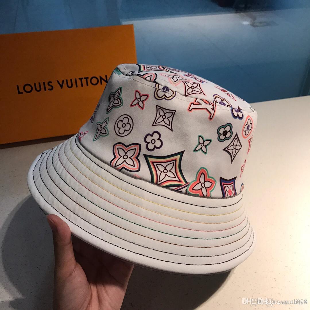 Iduzi Geri Dönüşümlü Şapka Alien Kova Şapka Bob Kap Erkek Moda Pamuk Kova Şapka Güneş Kremi Hip Hop Kap