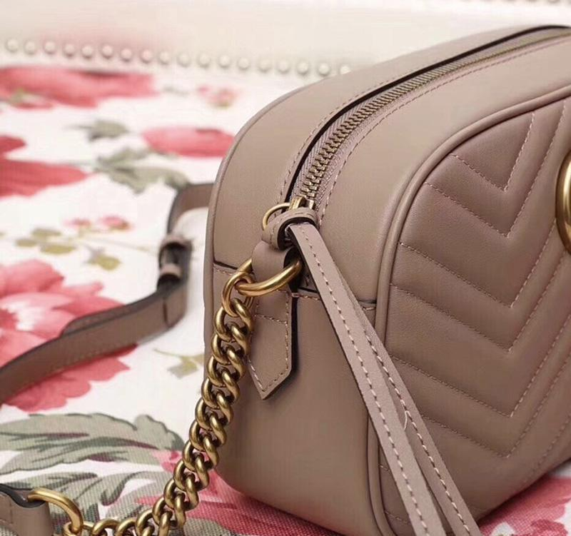 VeraStore Camera 24 / 18cm حقائب جلدية فاخرة حقائب نسائية مصمم حقيبة الكتف عالية الجودة من النساء الماركات الشهيرة أنثى