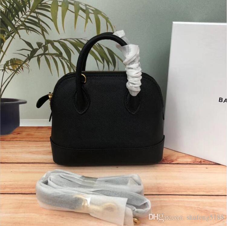 2020 Nouveau style de qualité supérieure Mode Mini Shell Sacs à main bandoulière sac à bandoulière sacs fourre-tout en cuir femmes Messenger Sacs