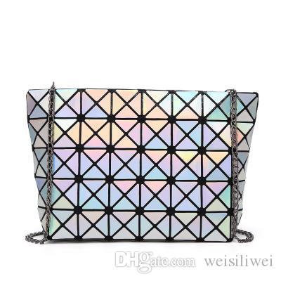 Europe And America Brand B1075 Women's Handbag Fashion Women Messenger Bag Rivet Single Shoulder Bag High Quality Female Bag199