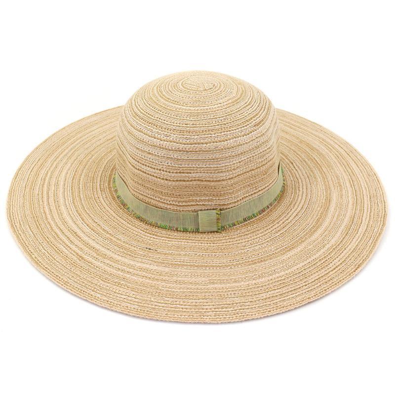 2020 printemps et en été nouveau grand sauvage chapeau de soleil mode balnéaire de dames chapeau de paille de protection solaire en plein air