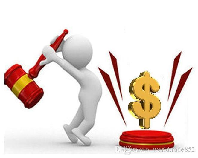Link especial Preencher Diferença de Preço de pagamento para diferentes despesas de amostra de custo extra diferente etc como envio de remessa, caixa de embalagem