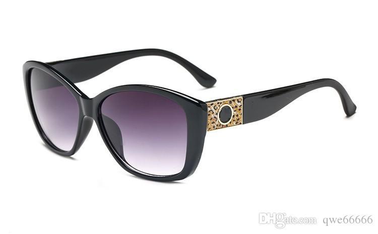 nuances lunettes de soleil carré luxe concepteur hommes d'été de lunettes de soleil surdimensionnées vintage noir pour les femmes sunglass hommes