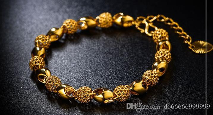 Gold-plated Vietnamese Sarkin Bracelet