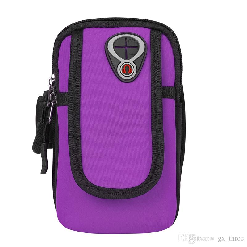 Armbands Efficient Sport Armband Running Flip Bag Case For 5 Inch Iphone Samsung Universal Smartphone Phone Earphone Holes Keys Arm Bags Pouch Outstanding Features Cellphones & Telecommunications