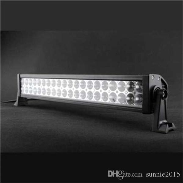 """HOT SALE 24"""" inch 120W Waterproof IP67 LED Work Light Bar Combo Beam Driving Light for Offroad 4WD Ford SUV Boat Truck Tractor Trailer ATV"""