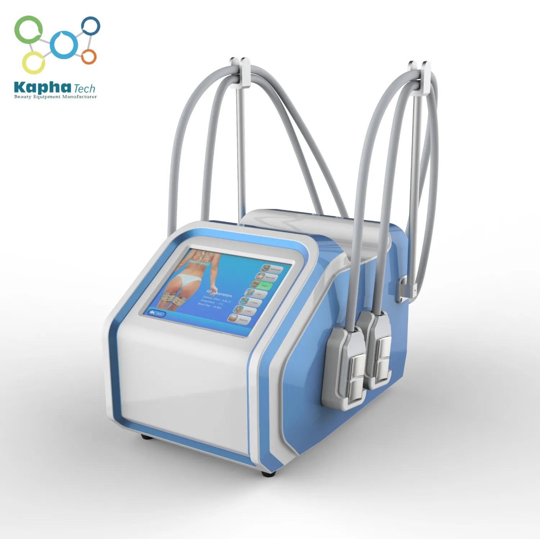 Serin cryolipolysis Yağ vücut yağ çıkarılması için Zayıflama Donma ile Evde Kullanım Elektro Kas Uyarım makinesi