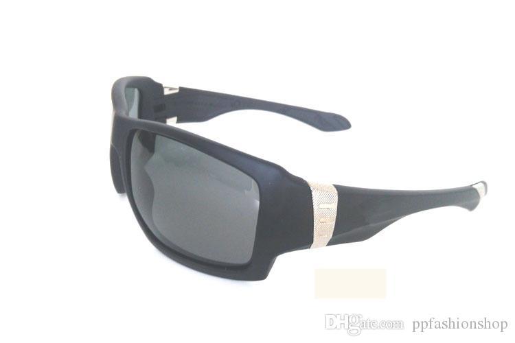Protección de gafas Marca original al aire libre al aire libre con gafas de sol deportivas polarizadas 9173 gafas TR90 Caja de conducción de calidad GJWWL