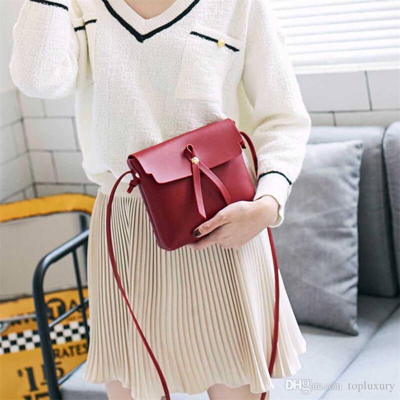 AY011 caliente bolsos de las mujeres bolso de cuero genuino borla bolsas con cremallera de hombro mujeres del bolso de Crossbody vienen con la caja envío libre