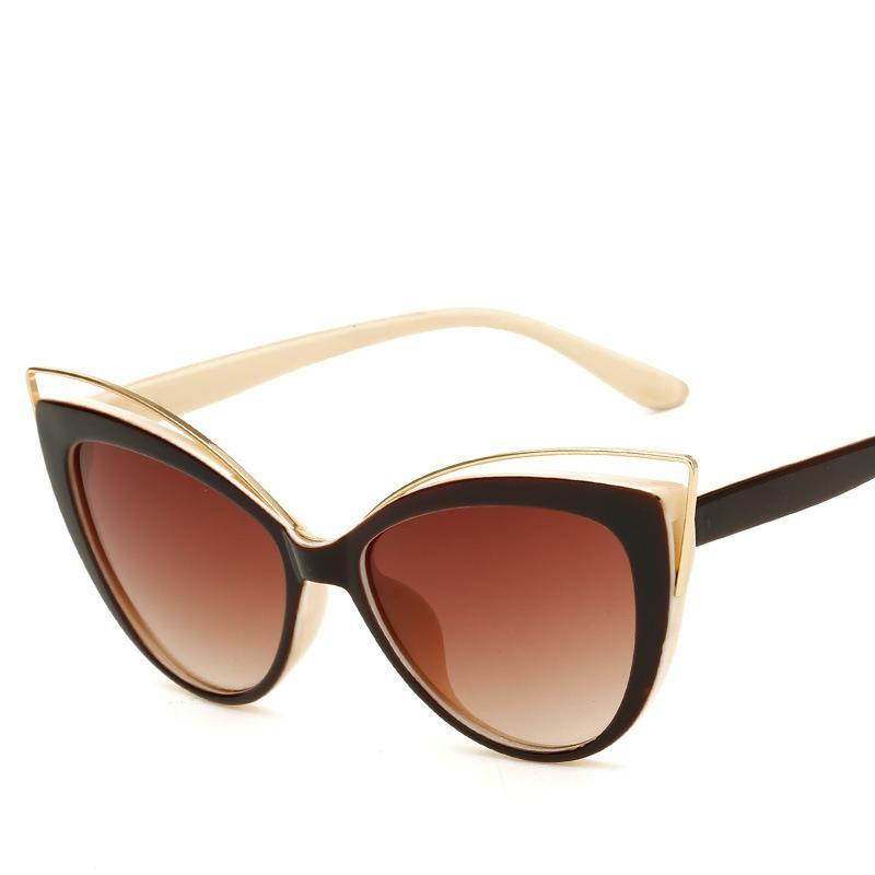 Бренд дизайн 2020 горячие продажи половина кадра солнцезащитные очки Женщины мужчины солнцезащитные очки на открытом воздухе вождения очки uv400 очки падение доставка