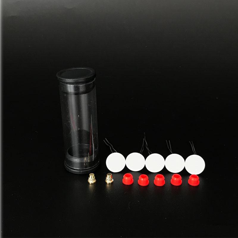 1,3 mm Dicke Original Heizspule für Blätter Zerstäuberreparatur Repuild Ersatzwachs-Verdampfer-Coillen-Technologie