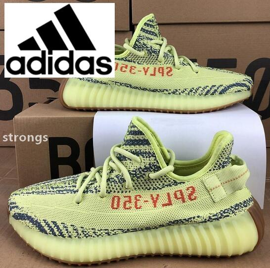284850c37 ... West Adidas Air Yeezy 350 Running Shoes 3m Reflective BELUGA 350s 2.0  Static Butter Bred ZEBRA Yezzy Yeezys Yezzys Triple Clay Hyperspace True  Form ...