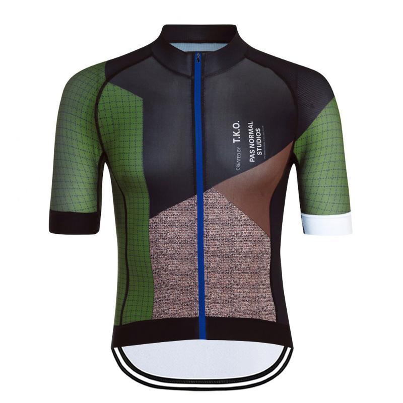 PNS 2020 Новый Велоспорт Джерси Короткие рукава лето Горный велосипед Топы гонки дорожный велосипед Джерси рубашки мужские MTB Камиза Ciclismo