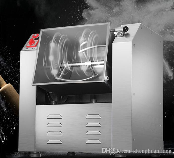 4kg-6,5kg / Time Commercial Automation Teigmacher Mixer Mixer Mixer Rührer Amalgamator Mischen Schläger
