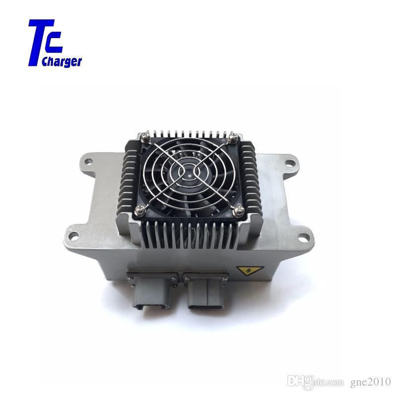 스쿠터, EV, 자동차, 트럭에 대한 납 배터리 및 리튬 배터리 팩에 대한 최고 품질 1.8KW 48V 60V 72V TC ELCON 충전기