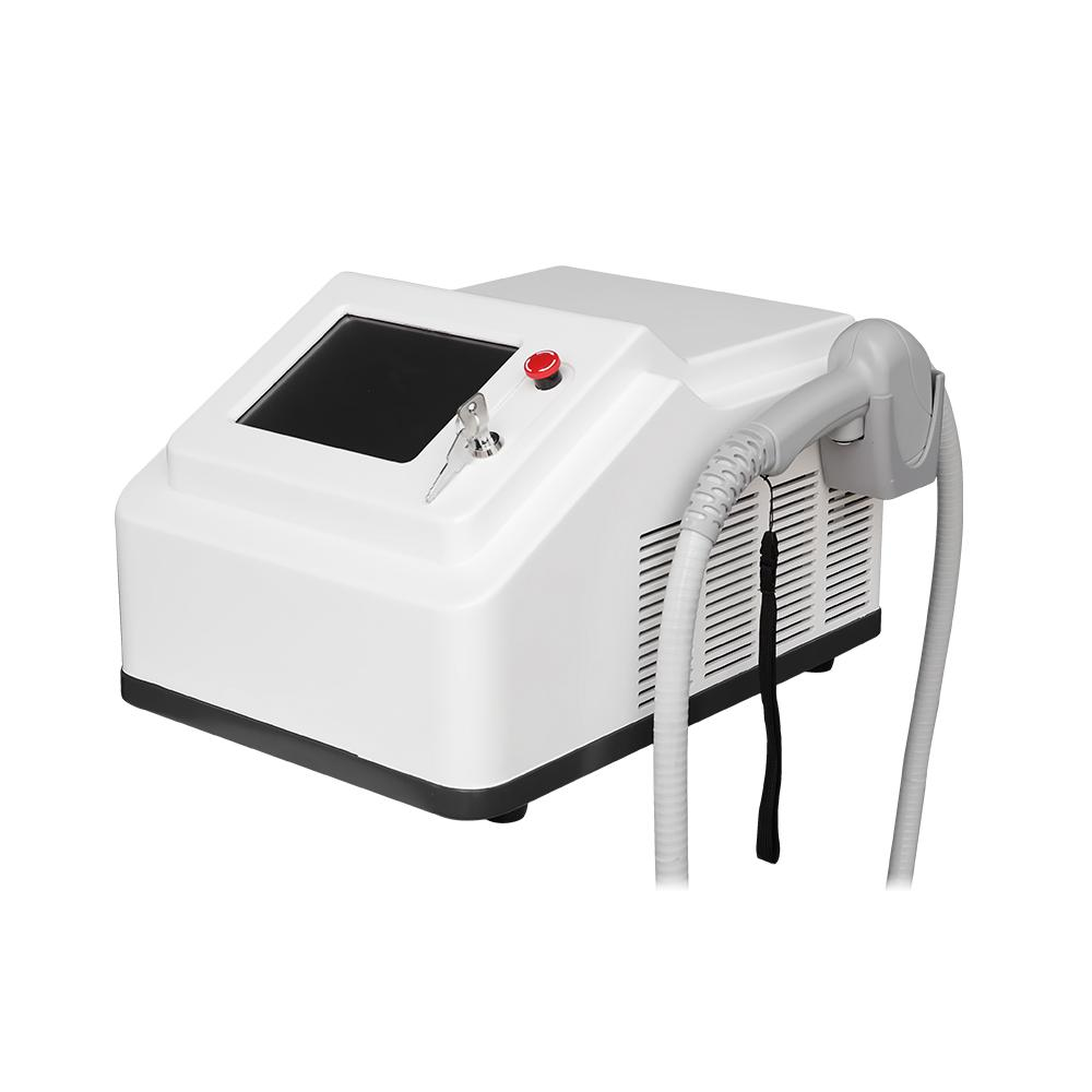808nm диодный лазер постоянного удаления волос CE утвержденный система охлаждения Sapphire 6 баров лазерный диод 808nm машина для удаления волос