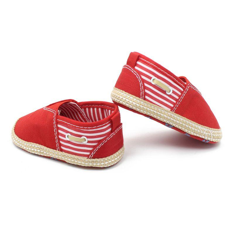 2020 Nova Bebé da criança que meninas de jeans macio Sole Crib Shoes Prewalker
