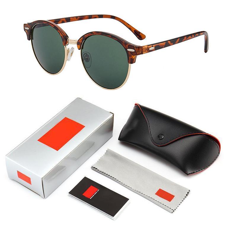Atacado-Marca Designer Óculos De Sol De Alta Qualidade Óculos De Sol Dos Homens Óculos De Sol Das Mulheres óculos UV400 Unisex Com casos e caixa livre