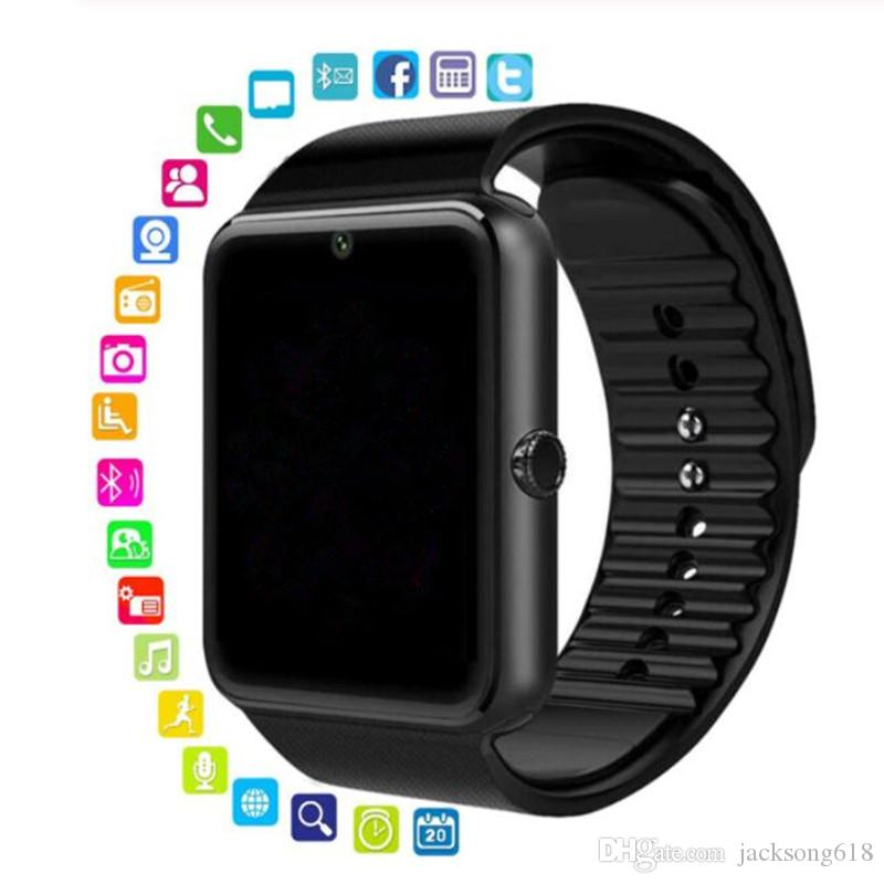 Christmas Gift Smart Watch for kids Clock With Sim Card Slot Push Message Bluetooth Connectivity Android Phone Smartwatch1pcs/lot