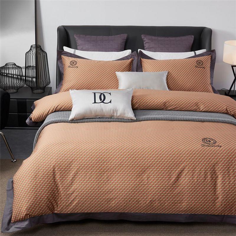 Yeni İş Stil Yatak Takım Elbise Nevresim 4 Resimler Polar Kumaş Nevresim Yüksek Kaliteli Yatak Yatak Ev Tekstili ayarlar