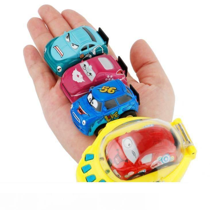 4CH Gravity Sensor Smart Watch Remote Car Control RC mini Racing Toy Car NEW Gift Toys FFA239 12PCS 4colors