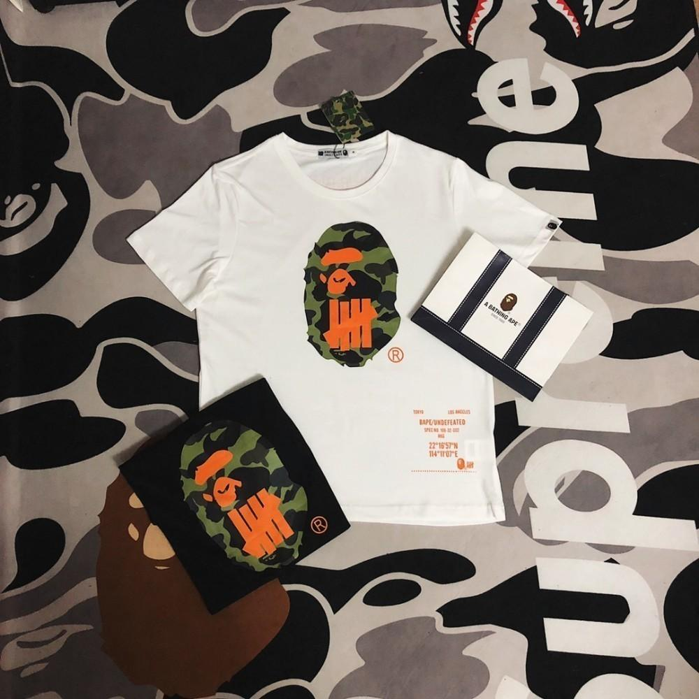 Kurzärmeliges Herrenhemd New Small Round Neck Kurzärmeliges Herrenhemd Double Yarn Cotton Feel Casual Style Sport Herren-T-Shirt 2019