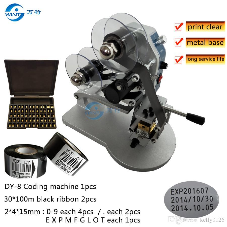 date coding machine printing machine Manual expiry date code printers ,Hot Foll Stamp Coder, expiry date machine