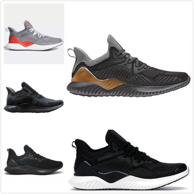 Compare with similar Items Cheap Sale AlphaBounce M V3 Alpha bounce 3 Running Shoes for Top quality 3s Black White Blue Men Women Outdoors