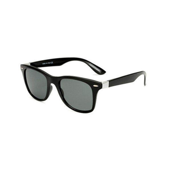 ofertas exclusivas estilo clásico de 2019 calidad de marca Compre Lentes De Vidrio De Gafas De Sol Unisex Mik B9 Classic SIN LOGO A  $77.65 Del Enchanting11 | DHgate.Com