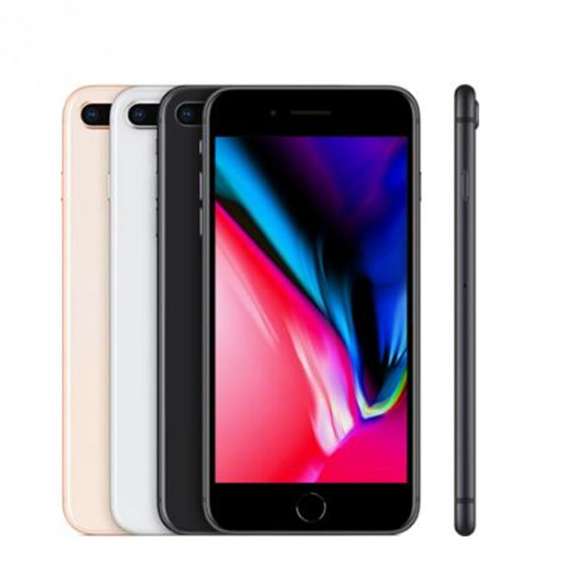 Original Apple Iphone 8 8 Plus Without FingerPrint 64GB/256GB 12.0MP iOS 13 4.7/5.5 Inch Refurbished Unlocked Cell Phone