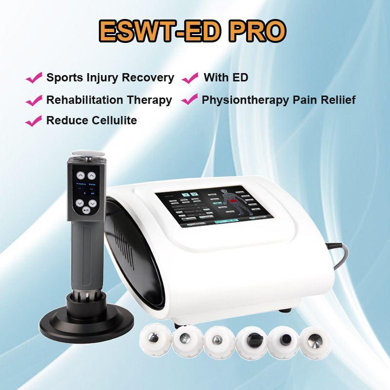 TOCH-PRO onda de choque acústico eficaz onda de choque de ondas de choque eliminación dolor función de la máquina terapia para la disfunción eréctil tratamiento / ED