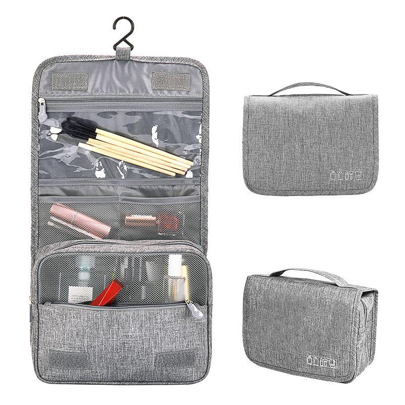 PACGOTH Мода Solid Color Водонепроницаемый Косметическая сумка для женщин Путешествия Организатор туалетных принадлежностей Сумки Новый Косметологи макияж Вымойте мешок