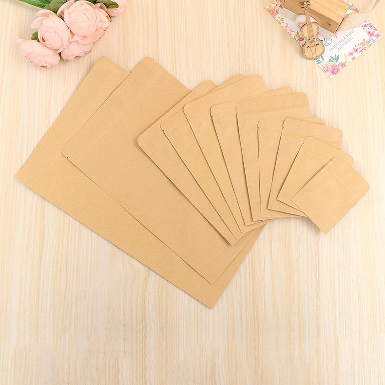 Оптовая коричневый крафт-бумага молния алюминиевая фольга сумки пищевой подарок упаковка сумки конфеты кофе Ziplock мешок бесплатная доставка 100 шт./лот